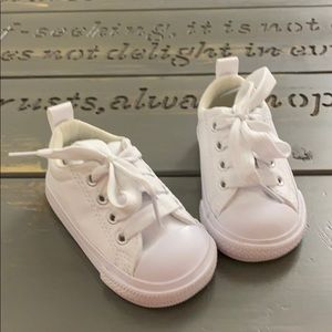Converse sneakers infant size 4